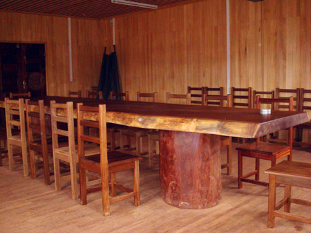 Figure 2 - Meeting room, planning offices